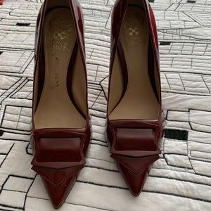 Women's Vince Camuto Red pumps